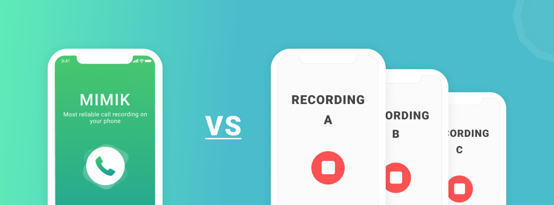 Top 5 Call Recording Apps for iPhone Compared